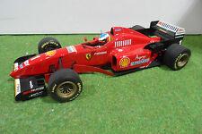 F1 FERRARI 1996 F310 #1 SCHUMACHER 1/18 MINICHAMPS voiture miniature sans boite