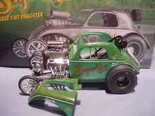 VINTAGE FIAT SUPER RAT VINTAGE ALTERED NHRA GMP ACME DRAG RACING DIECAST 1:18