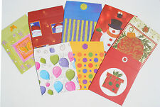 100 Assorted Gift Wrappers for CD's - Perfect to Gift Wrap your CD presents
