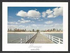SA - c2000s POSTCARD - GRANGE JETTY AT GRANGE BEACH, ADELAIDE, SOUTH AUSTRALIA