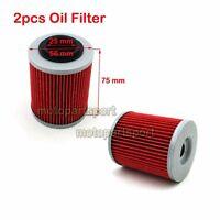 2x Gas Oil FIlter For CAN-AM MAVERICK X XC RS MR MAX 1000R SKI DOO SKANDIC V-800