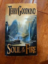 Sword of Truth Ser.: Soul of the Fire by Terry Goodkind (1999, Hardcover, Revis…