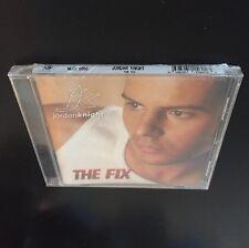 JORDAN KNIGHT - THE FIX MUSIC CD BRAND NEW FACTORY SEALED
