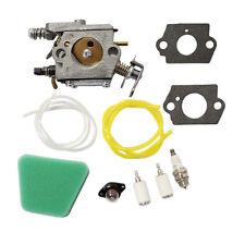 Carburetor Carb Air Filter For Poulan PP210 2025 2155 S1634 Walbro WT-89 891