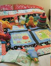 Googly Giggles Quilt Pattern Pieced HP