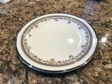 Lenox Lace Point Salad Plates (2) Exc Condition