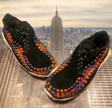Nike NikeLab Air Footscape Woven NM Black/Sail-Crimson Mens Size 6 874892 003