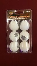 Harley-Davidson ®  Logo HD Ping Pong Balls Table Tennis Ball