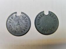Gas-Münze, ehem. Sonnen-Werke Seesen, um 1940