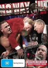 WWE - No Way Out 2012 (DVD, 2012) - Region 4