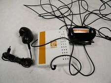 zBOOST zP Wi-Ex Extanding Cell Zones w/zPocket Sir Holdzalot Untested AS-IS