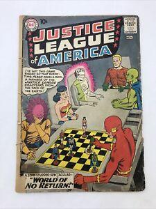 FIRST ISSUE Justice League of America #1 1960 Wonder Woman Flash Superman Batman