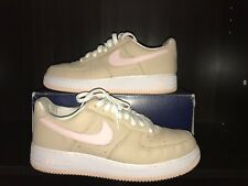 new style f7802 865b6 Kith Air Force 1 Linen limited release Ronnie fieg
