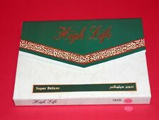 """(4) High Life Organza Embroidered Placemats ~ White & Silver ~ 13"""" x 18"""" **NEW**"""