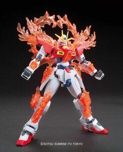 Bandai 1/144 HG HGBF #028 Build Fighters TBG-011B Try Burning Gundam Model Kit
