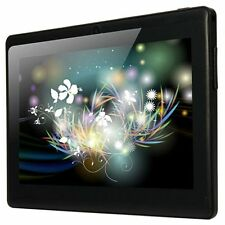 "7"" inch Android 4.4 HDMI Tablet PC Quad Core DUAL CAMERA 16GB US Black bundle"