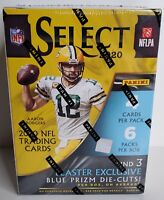 🔥 NEW IN HAND! 2020 SELECT Football NFL BLASTER BOX! SEALED 🔥 Herbert Tua+++