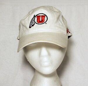 UTAH UTES Baseball Trucker Cap Hat Under Armour Woman's Adjustable Strapback