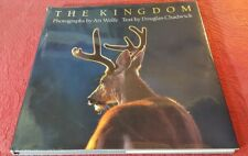 The Kingdom photographs by rt Wolfe Hardcover w/Dj First Edition Large Sized Nce