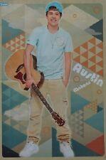 Austin Mahone-POSTER a3 (circa 42 x 28 cm) - skinning fan Raccolta Nuovo