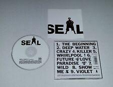 CD  Seal - Seal   9.Tracks  1991  12/15