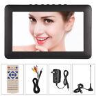 "7/9/10/12"" Portable Rechargeable ATSC TFT-LED Digital TV Player USB/AV/TF Lot CT"