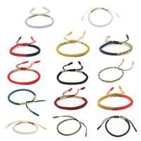Frauen Männer Handgemachte Glück Buddhistischen Knoten Tibetischen Besten S B5G1
