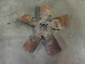 4.3L 5 BLADE METAL RADIATOR FAN FITS 92 93 94 CHEVROLET S10 BLAZER