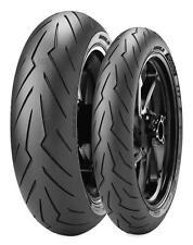 Pirelli Diablo Rosso III Motorcycle Rear Tire 160/60ZR17 2635400 0306-0522 Rear