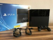 Sony PlayStation 4 500GB Konsole - Schwarz (CUH-1004A)