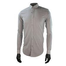HUGO BOSS Cotton Single Cuff Formal Shirts for Men