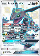 Rayquaza GX - 177a/168 - Oversized Promo Pokemon Jumbo Card NM