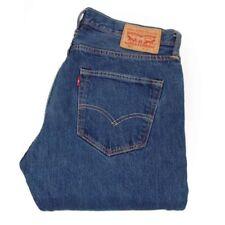 501 Hosengröße W32 Herren-Jeans aus Denim