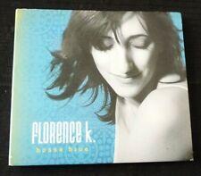 Digipack CD Florence K. Bossa Blue Select Canada Records Album