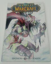 World of Warcraft vol book 2 TPB 2009-2011 DC Wildstorm simonson buran bowden