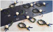 Blaue Kommunion Konfirmation Tischdekos Tischdekorationen Gunstig