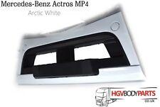 Mercedes Actros MP4 Bumper Center Arctic White