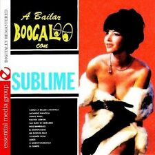 Orquesta Sublime - Bailar Boogaloo Con la Sublime [New CD] Manufactured On Deman