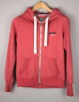 SUPERDRY Women Casual Slim Fit Sweater Jumper Size S ATZ1549