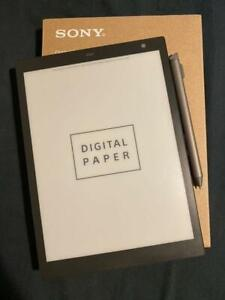 SONY Digital Paper DPT-CP1 A5 size 24g