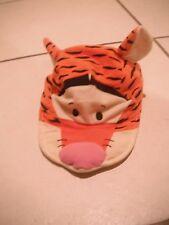 Winnie the Pooh's TIGGER Tiger BABY TODDLER KIDS HAT Halloween DISNEY COSTUME