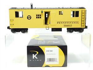 O Gauge 3-Rail K-Line K767-1891 PRR Pennsylvania MOW Caboose #592603