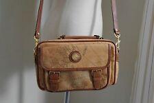 PIERRE BALMAIN Paris Made in USA Handbag Cross Body Shoulder Bag Medium