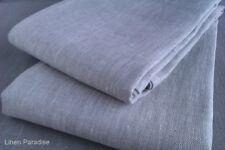 100% Linen BATH Sheet TOWEL European Flax - Natural Color SPA Large Wrap