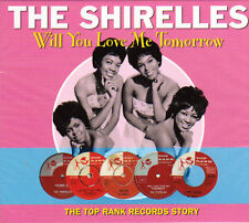THE SHIRELLES - WILL YOU LOVE ME TOMORROW (NEW SEALED 2CD)
