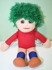23cm Bebé Peluche Peluche De Tv Tritón Pogo Zee Jeff Fusible Slick Bubbles muñecas