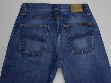EUC RRP $249 Mens Nudie Jeans 'BIG BENGT FLAT INDIGO EMBO' Jeans W29 L32