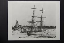 Maritime , Original Graphic Drawing , Lithograph Print, Signed Art