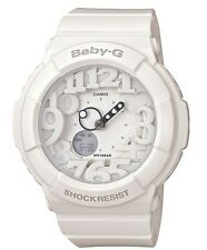 Casio Baby-G * BGA131-7B Neon Illuminator UV LED White Women COD PayPal