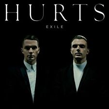 Exile * by Hurts (CD, Mar-2013, Sony Music)   ***NEW SEALED***